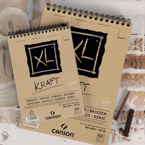 Canson ® XL® Kraft 90 gsm