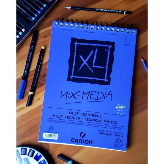 Canson ® XL® Mix Media 300 gsm Medium grain